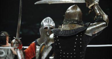 MMA e scontri medievali: benvenuti alla M-1 Global